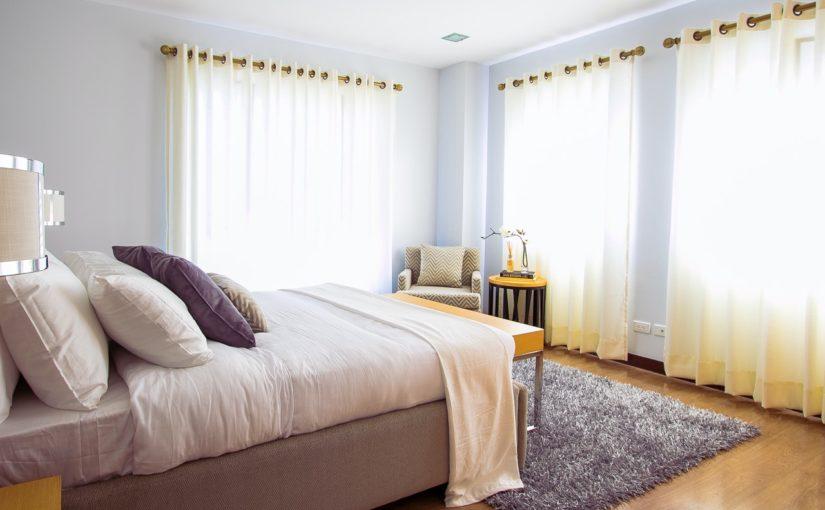 Luksusowe i wygodne łóżka kontynentalne
